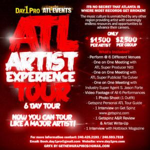 Artist Experience Full