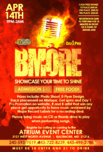 B-More Showcase