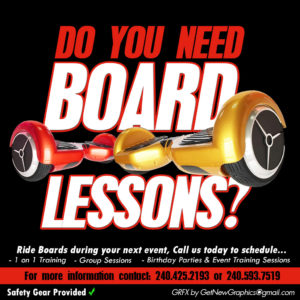 Board Lessons New