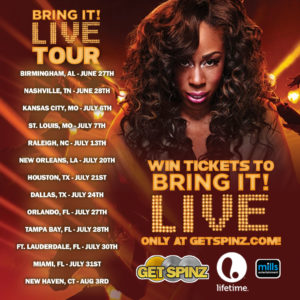 Bring It Live Tour Full Dates