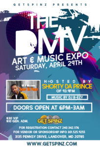 DMV Art and Music Expo vr2