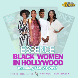 Essence Black Hollywod