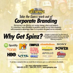 Get Spinz Branding