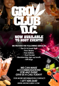 Grow Club Event Flyer