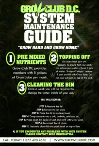 Grow Club Guide