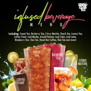 Infused Drinks