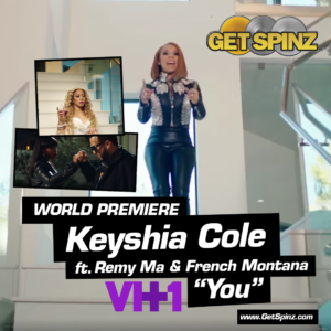 Keyshia Cole Get Spinz Flyer