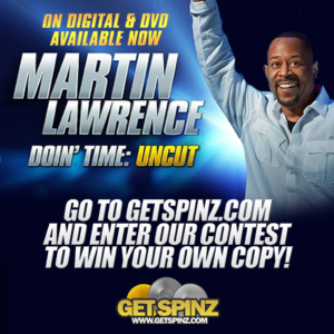 Martin Lawrence Doin Time IG PNG