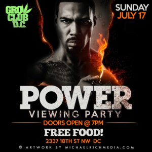 Power Viewing Party