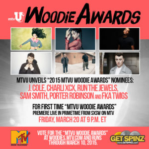 Woodie awards