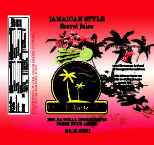 exotic taste cafe sorrel 2 lg nutrition